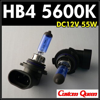 5600 K ultra halogen bulb HB4 ( 2 pieces )