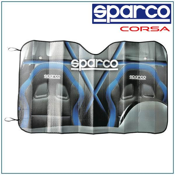 Sparco, sparco/SPC and sun shade L 140x80CM OPC17170300