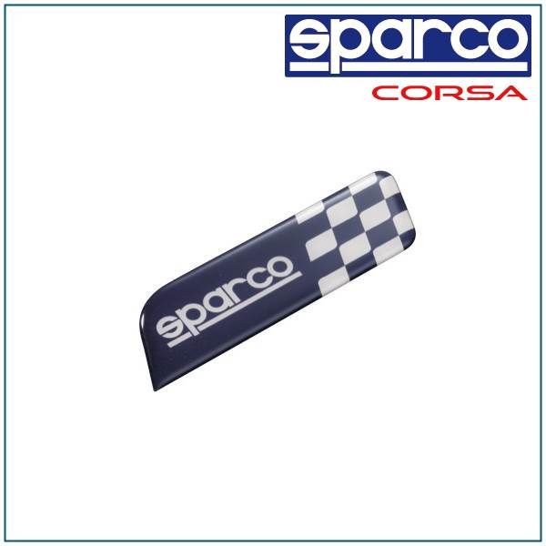 スパルコ, sparco/SPC, square emblem checker flag OPC21210000