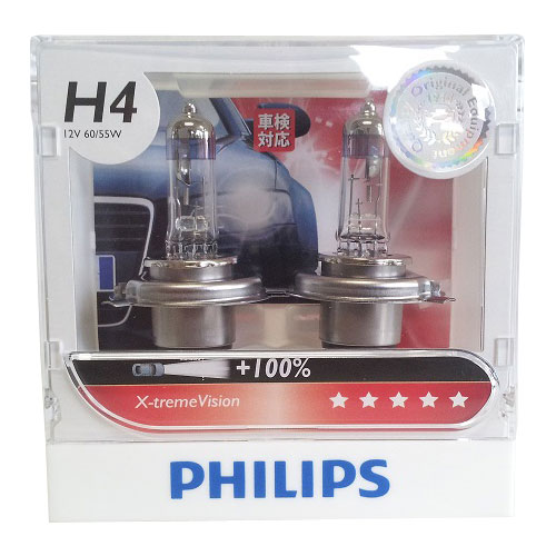 PHILIPS( Philips) extreme vision H4