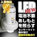 LED センサーライト ルイ あす楽 送料無料 LED ライト ナイトライト センサーライト フット