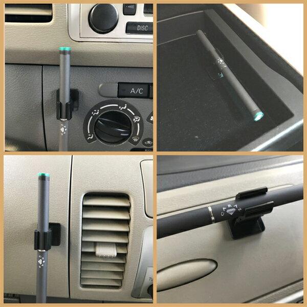 プルームテック 電子タバコ用ホルダー 両面テープ付 PT-HOR-B メール便送料無料