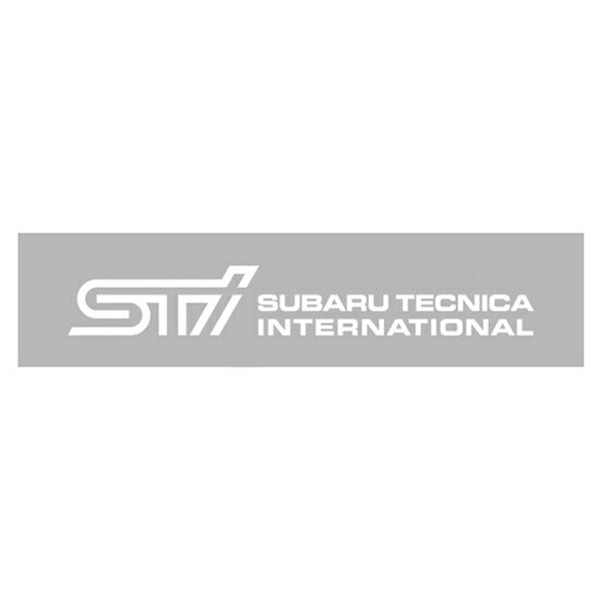 STI sticker C( white) STSG10100541