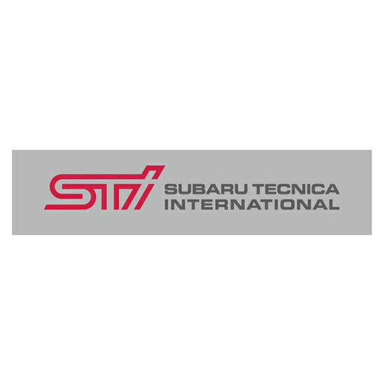 STI sticker C( cherry red) STSG10100551