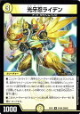 デュエルマスターズ カード 光牙忍ライデン DMEX01 ゴールデン・ベスト DuelMasters