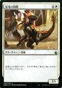 MTG マジック:ザ・ギャザリング 猛竜の相棒 コモン フォイル バトルボンド BBD MAGIC The Gathering | ギャザ MTG マジック・ザ・ギャザリング 日本語版 クリーチャー 白