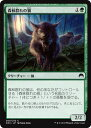 マジック:ザ・ギャザリング 森林群れの狼 マジック・オリジン ORI | ギャザ MTG マジック・ザ・ギャザリング 日本語版 クリーチャー 緑 基本セット