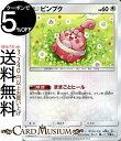 ポケモンカードゲーム ピンプク C SM10 ダブルブレイズ サン&ムーン Pokemon | ポケモン カード ポケモンカード ポケカ ポケットモンスター 拡張パック サンアンドムーン サンムーン 拡張 パック 無 たねポケモン