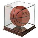 ウルトラプロ(UltraPro) バスケットボールケース サッカーボールケース UVカット仕様 木製ケース (#81707) Basketball Soccer...