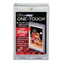 ウルトラプロ (Ultra Pro) 260PT UVワンタッチマグネットホルダー 6.5mm厚 #84733 | 260PT UV One Touchの画像