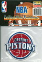 デトロイト・ピストンズ 2006 チームロゴパッチ