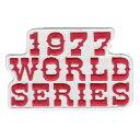 【ニューヨーク ヤンキース】 1977ワールドシリーズ優勝記念ロゴパッチ (New York Yankees) (MLB) (メジャーリーグベースボール) (World Series)
