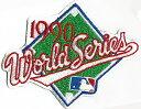 MLB 1990 ワールドシリーズロゴパッチ / World Series