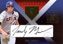 【ジョーディ マーサー】 2008 USA Baseball National Team Autographs Black 249枚限定!(028/249) / Jordy Mercer
