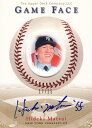 松井秀喜 2003 UD Game Face Autographed Gold 25枚限定!(17/25) (ヤンキース優勝!祝!松井秀喜選手ワールドシリーズMVP!)