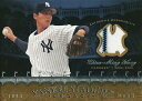 Chien Ming Wang 2008 Upper Deck Yankees Stadium Legacy Collection Memorabilia / 王建民