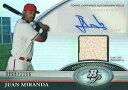 フアン・ミランダ MLBカード Juan Miranda 2011 Bo...