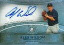 アレックス・ウィルソン MLBカード Alex Wilson 20...