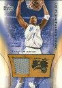 トレーシー マグレディ NBAカード 2003/04 UD Hardcourt Floor Fabrics Combos / Tracy McGrady