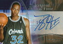 ドワイト ハワード NBAカード 2004/05 SP Signature Scripted in Time 10枚限定!(02/10) / Dwight Howard