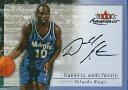 ダレル・アームストロング NBAカード Darrell Armstrong 00/01 Fleer Autographics