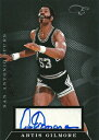 アーティス・ギルモア NBAカード Artis Gilmore 10/11 Elite Black Box Signatures 04/24