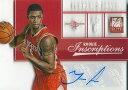 テレンス・ジョーンズ NBAカード Terrence Jones 12/13 Panini Elite Rookie Inscriptions