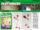【予約 3月発売予定!】 MLB マクファーレンスポーツピックス プレイメーカーズ シリーズ1 アルバート プホルス (セントルイス カージナルス) フィールディングポーズ McFarlane Sportspicks Playmakers Albert Pujols
