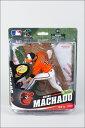 マクファーレンMLB 32 マニー・マチャド (オリオールズ/オレンジ) / Manny Machado McFarlane figure (フィギュア)