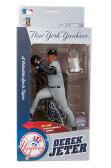 デレク・ジーター マクファーレン 2014 MLB 引退記念 (ヤンキース/2000ワールドシリーズ) / Derek Jeter (New York Yankees) 2000 World Series Commemorative MLB McFarlane
