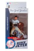 デレク・ジーター マクファーレン 2014 MLB 引退記念 (ヤンキース/1998ワールドシリーズ) / Derek Jeter (New York Yankees) 1998 World Series Commemorative MLB McFarlane