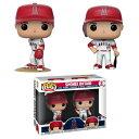 (予約)ファンコ ポップ!大谷翔平 (エンゼルス) MLB 2体セットフィギュア  /  Funko Pop! Shohei Ohtani 2-Pack (Los Angeles ...