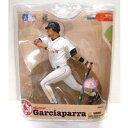 ノマー・ガルシアパーラ マクファーレン MLB シリーズ21 (レッドソックス/ホワイト/バリアント) / Nomar Garciaparra