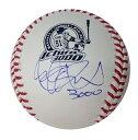 """イチロー 3000本安打記念 直筆サインボール 3000本安打記念球 """"3000""""入り (Ichiro Signed Rawlings 3000th Hit Logo Official Baseball w/ """"3000"""" Insc)"""