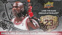 NBA 09/10 UD Michael Jordan Legacy Boxed Set