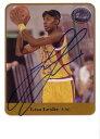 【リサ レスリー】NBA 2001 Greats of the Game Autographs / Lisa Leslie