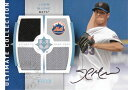MLBカード【ジョン メイン】2008 Ultimate Collection Triple Memorabilia Autographs 99枚限定!(44/99) / John Maine
