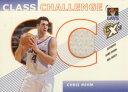 【クリス Mihm】2002/03 Topps Xpectations Class Challenge Jersey /Chris Mihm