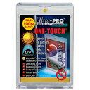 ウルトラプロ(UltraPro) ワンタッチマグネットホルダー 100PT 2.5mm厚 UVカット仕様 (#81911) One Touch Magnet Holder 100PTの画像