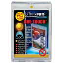 ウルトラプロ(UltraPro) ワンタッチマグネットホルダー 75PT 2mm厚用 UVカット仕様 (#81910) One Touch Magnet Holder 75PTの画像