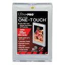 ウルトラプロ (Ultra Pro) ミニカード用 35PT UVワンタッチマグネットホルダー 1mm厚 #85396 | Mini Card UV One-Touch Magnetic Holder