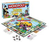 【monopoly】【The Beatles】Yellow Submarine / the?披头士黄色?潜水艇 / Monopoly[【モノポリー】 【The Beatles】 Yellow Submarine / ザ?ビートルズ イエロー?サブマリン / Monopoly]