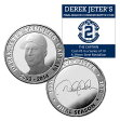 (セール)The Highland Mint (ハイランドミント) デレク・ジーター ファイナルシーズンコイン #5 (Derek Jeter Final Season The Captain Coin)
