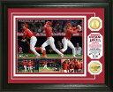 (予約)The Highland Mint (ハイランドミント) 大谷翔平 ロサンゼルス・エンゼルス MLB 初ホームランブロンズコインフォトプラーク (Shohei Ohtani 1st MLB HR Bronze Coin Photo Mint) 5月下旬入荷予定!