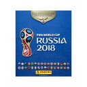 パニーニ 2018 Panini FIFA World Cup Soccer Stickers Album ステッカー専用アルバム
