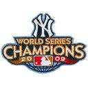ニューヨークヤンキース2009ワールドシリーズチャンピオンパッチ
