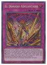 【遊戯王 英語版】El Dorado Adelantado(S)(1st)(黄金の征服王)◇シークレットレア