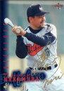 BBM2001 ベースボールカード (印刷)ゴールドサインパラレル No.494 中村紀洋