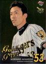 BBM2009 阪神タイガース GOLDEN GUYS No.TG9 赤星憲広