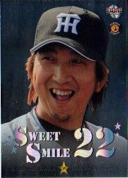 BBM2011 阪神タイガース SWEET SMILE No.TS1 <strong>藤川球児</strong>
